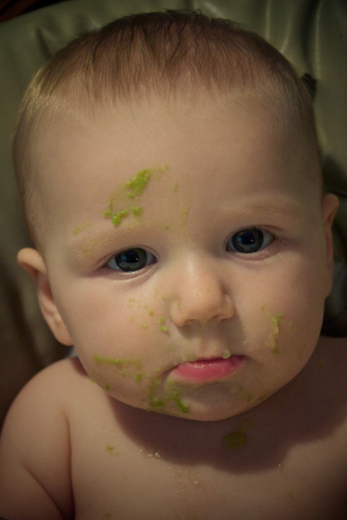 Sophie v. the peas
